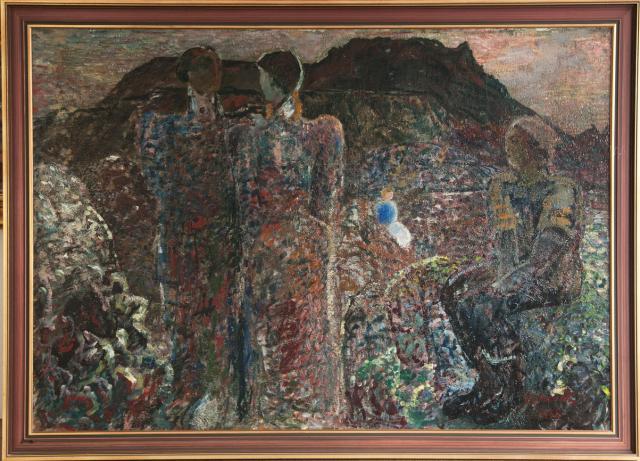 Álfkonur við Vífilsfell